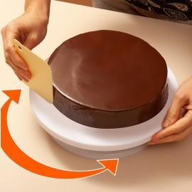 Otočný podnos na dort