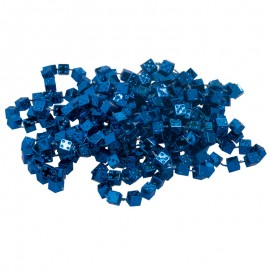 Ozdobný řetěz modrý