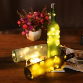 Svíticí řetěz s diodami do váz a láhví