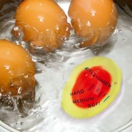 Perfektní časovač na vaření vajec