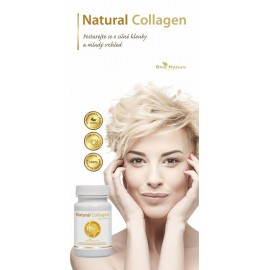 Leták Natural Collagen (10 ks)