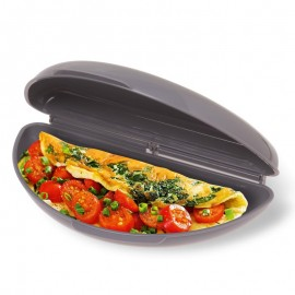 Forma pro přípravu omelety v mikrovlnce
