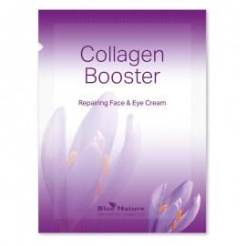 Vzorek nápravného pleťového a očního krému Collagen Booster, (1,5 ml), balení 3 kusů