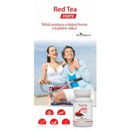 Leták Red Tea Forte (10 ks)