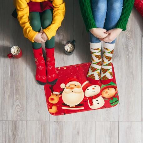 Vánoční kobereček