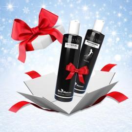 Posilující šampon pro muže Perfect Man s ženšenem + Sprchový gel na tělo a vlasy